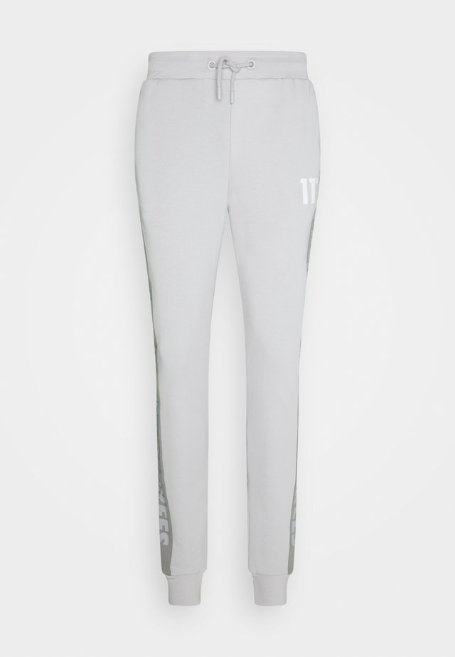 RADAR - Tracksuit bottoms - vapour grey