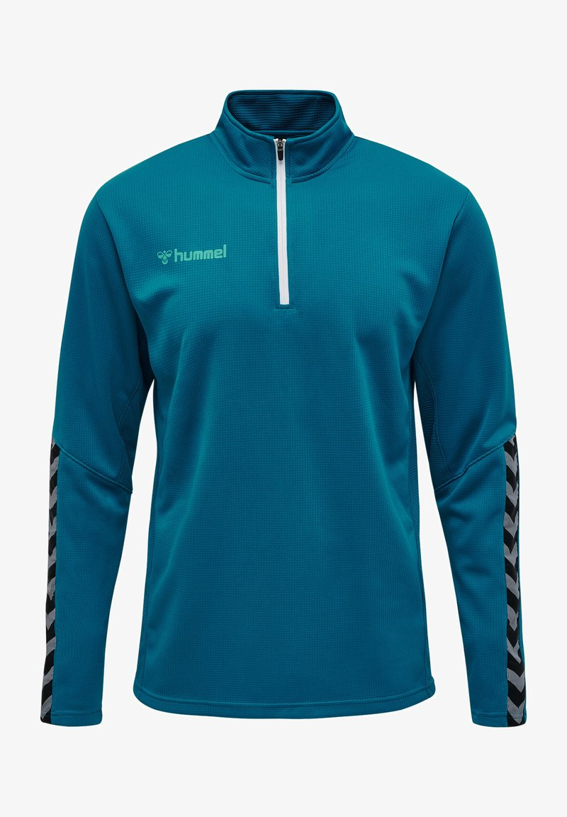 Hummel - HMLAUTHENTIC - Sweatshirt - celestial