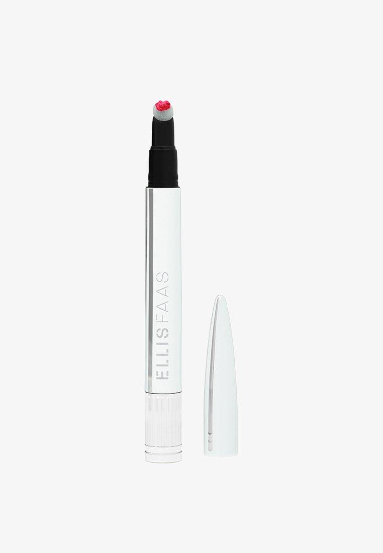 ELLIS FAAS - HOT LIPS - Liquid lipstick - fluo pink