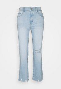DL1961 - PATTI HIGH RISE VINTAGE - Džíny Straight Fit - baby blue - 0
