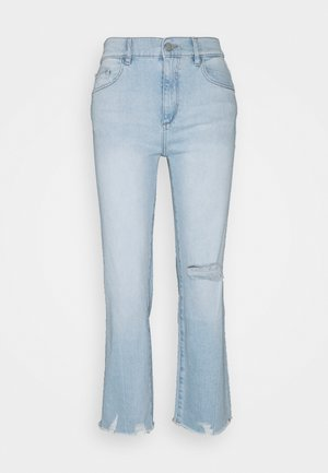 PATTI HIGH RISE VINTAGE - Džíny Straight Fit - baby blue