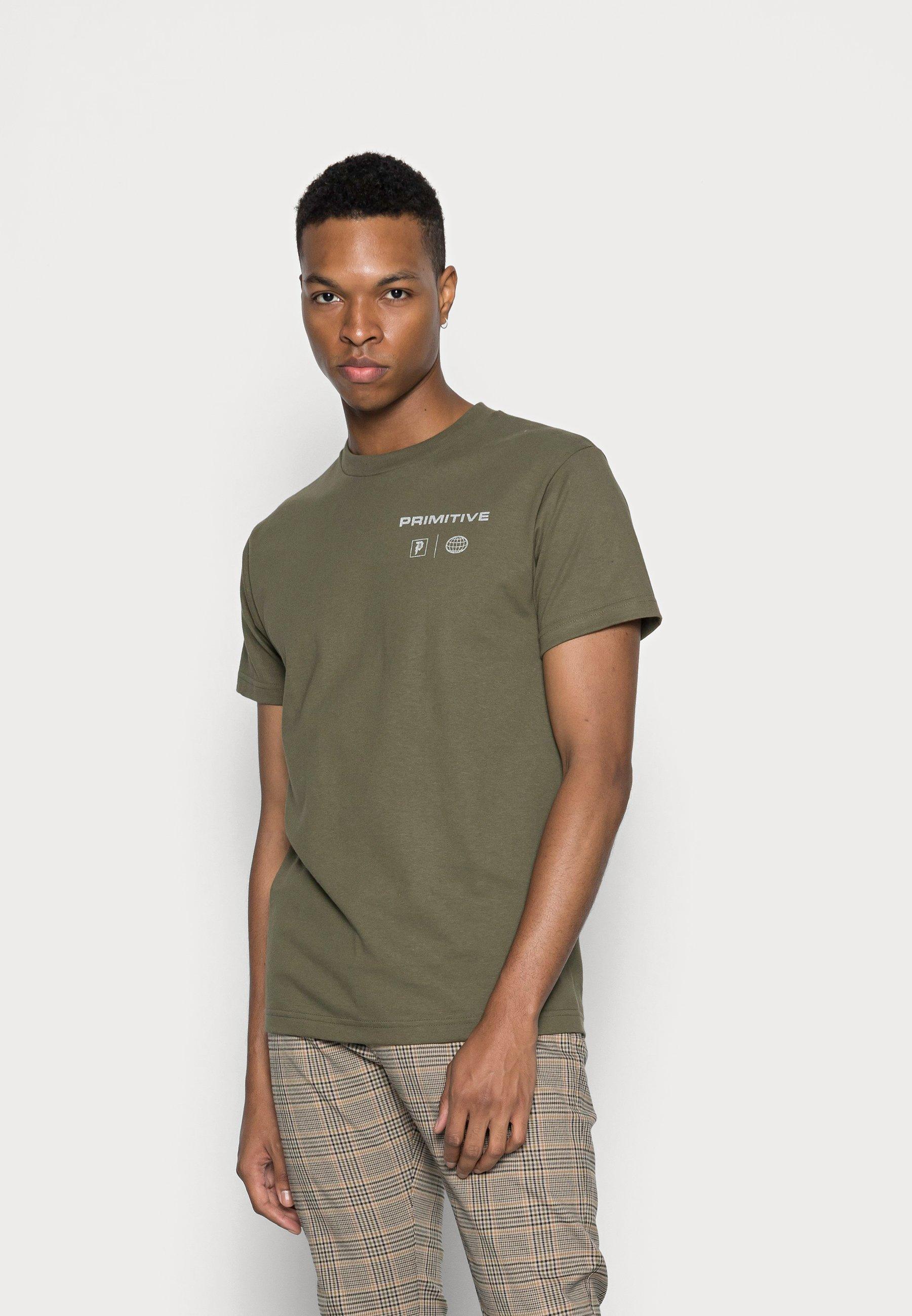 Men AGENDA TEE - Print T-shirt