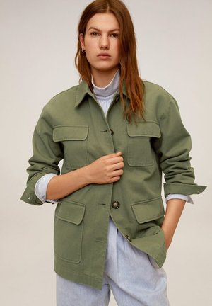 MARGOT - Summer jacket - khaki