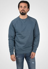 Blend - SWEATSHIRT ALEX - Sweatshirt - blue - 0