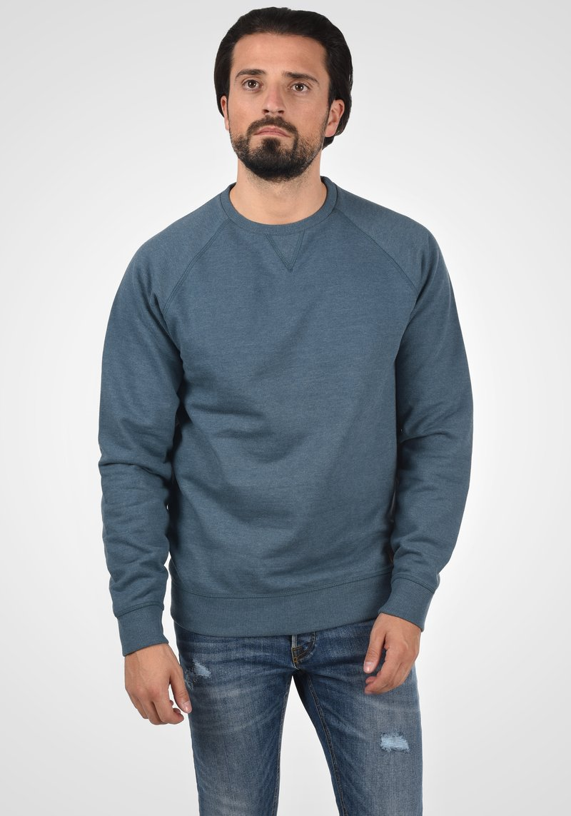 Blend - SWEATSHIRT ALEX - Sweatshirt - blue