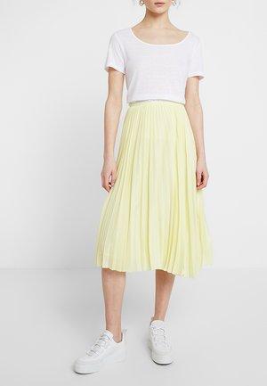 JULIETTE SKIRT - A-line skirt - yellow pear