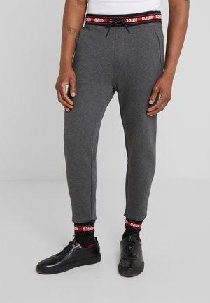 DOAK - Teplákové kalhoty - open grey