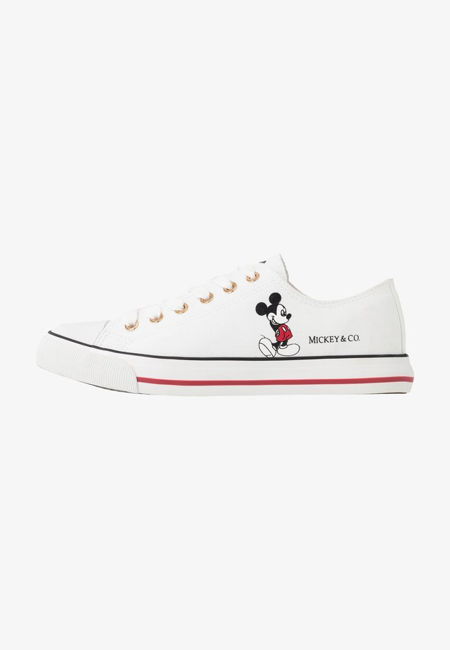 MICKEY JODI  - Sneakers laag - white