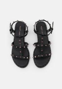 Tata Italia - PAOLA  - Sandals - black - 5