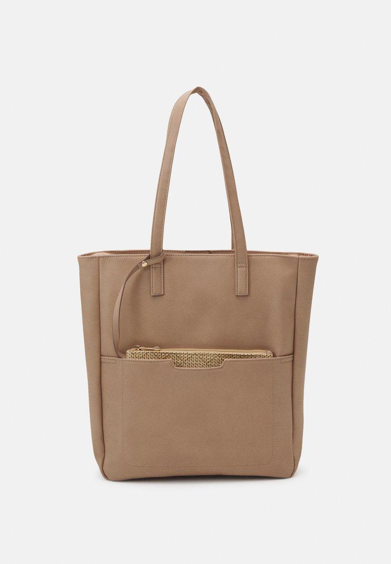 Even&Odd - SET - Tote bag - pink