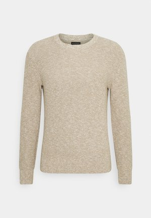 FEEL GOOD CREW - Pullover - oatmeal/multi