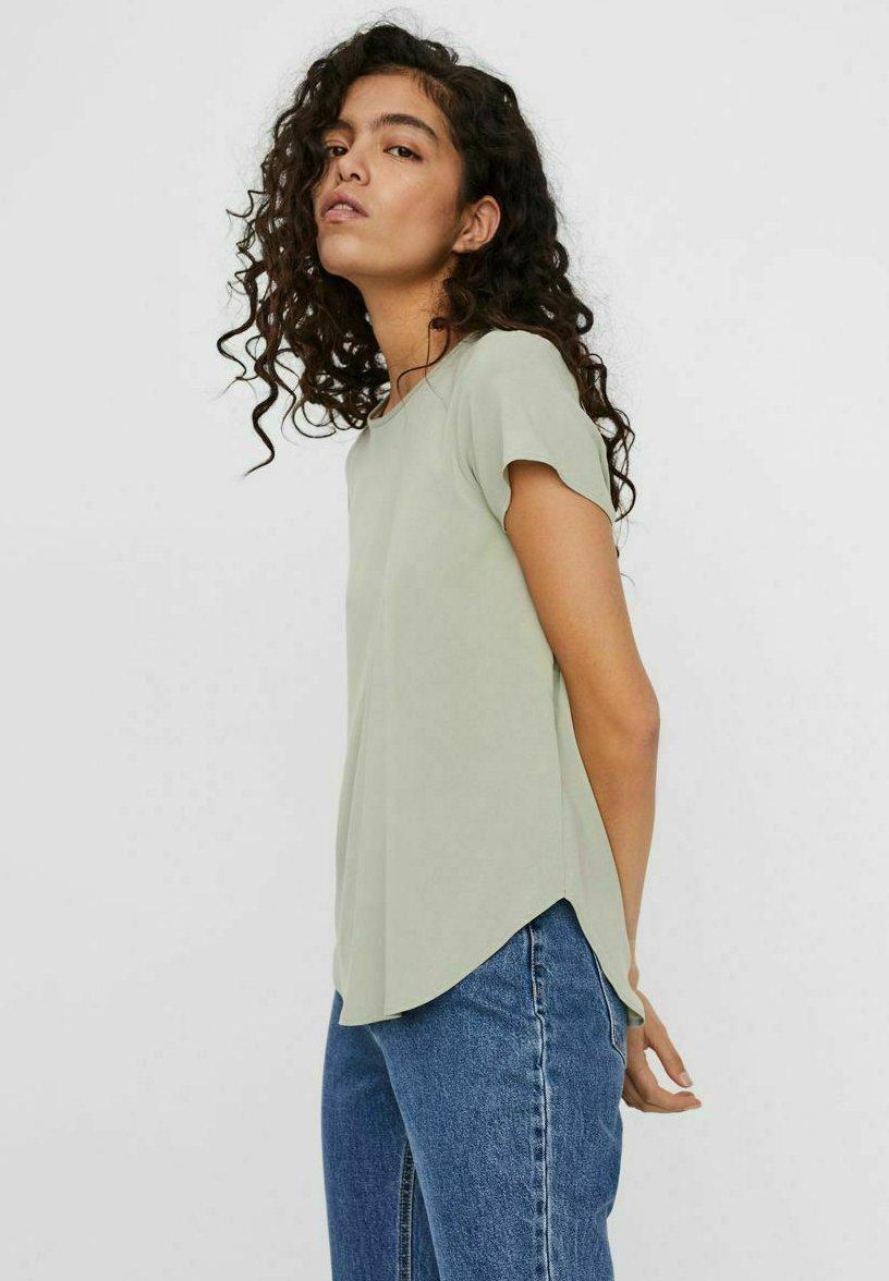 Damen VMBECCA PLAIN - T-Shirt basic