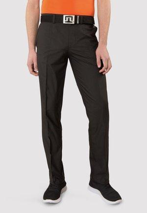 ELOF - Jakkesæt bukser - black