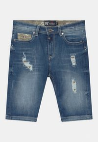 Kaporal - PILOW - Denim shorts - blue denim - 2