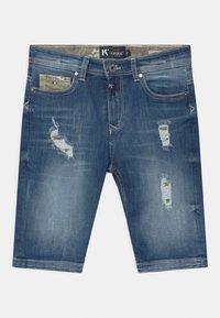 Kaporal - PILOW - Shorts vaqueros - blue denim - 2