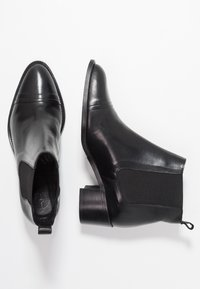 Bianco - Ankle boots - black - 3