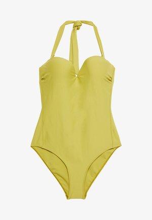 KIRSCH - Swimsuit - apfelgruen