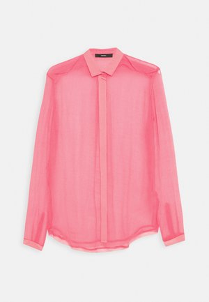 RAILY ROUCHE - Button-down blouse - pink