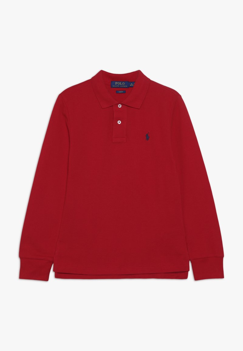 Polo Ralph Lauren - SLIM - Polo - red