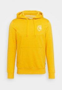 TOM TAILOR DENIM - Hoodie - star shine yellow - 4