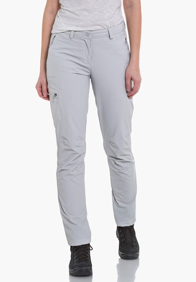 ASCONA - Trousers - grey