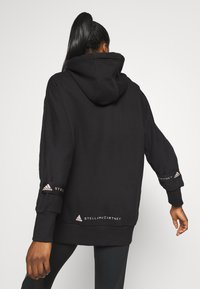adidas by Stella McCartney - HOODIE - Hettejakke - black - 2