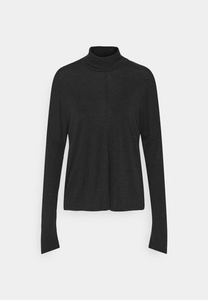 CLOSE TO HOME ROLLNECK - Svetr - black