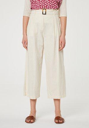 Kalhoty - crema