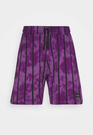 ALBA - Tracksuit bottoms - purple