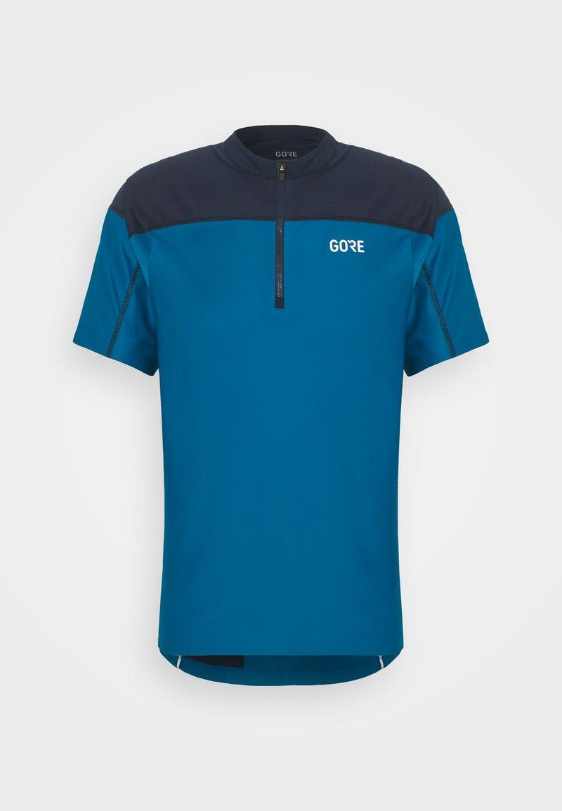 Gore Wear - ZIP - Wielershirt - sphere blue/orbit blue