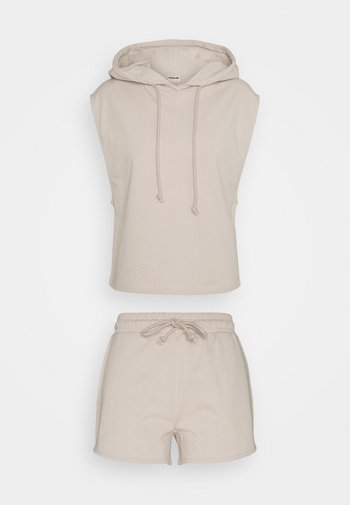 NMALLY SET  - Sweatshirt - chateau gray
