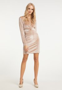 myMo at night - Cocktail dress / Party dress - beige - 1