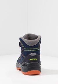 Lowa - MADDOX WARM GTX - Śniegowce - navy/orange - 4