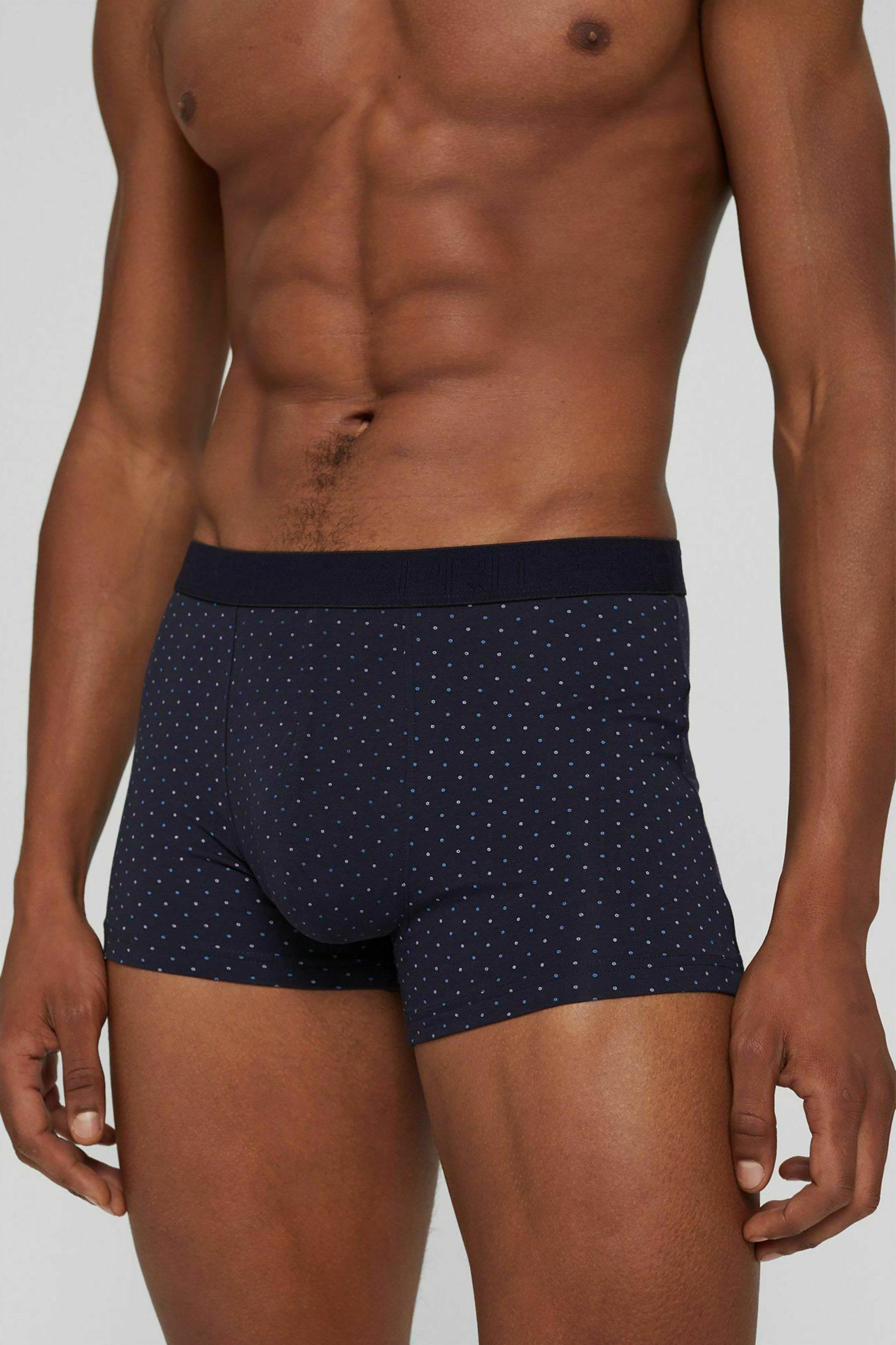 Herren 3ER-PACK  - Panties - navy