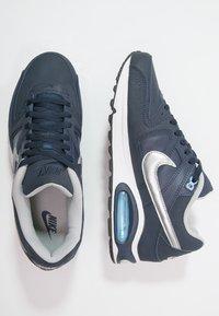 Nike Sportswear - AIR MAX COMMAND - Sneakers - obsidian/metallic silver/bluecap/white/black - 1