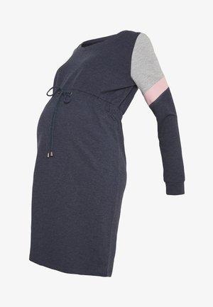 MLMENA DRESS - Day dress - navy blazer