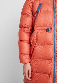 Hunter ORIGINAL - WOMENS ORIGINAL PUFFER COAT - Abrigo de invierno - siren - 6