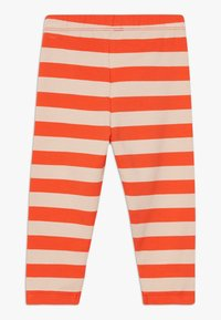 TINYCOTTONS - HEART STRIPES PANT - Legíny - light nude/red - 1
