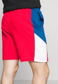 Nike Sportswear - Shorts - university red/industrial blue/white - 5