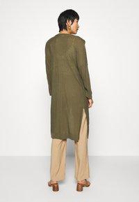 Freequent - ELINA - Vest - burnt olive - 2