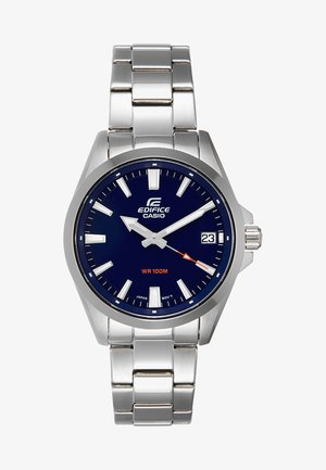 Montre - silver-coloured/blue