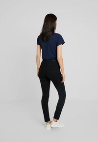edc by Esprit - TREGGINGS - Stoffhose - black