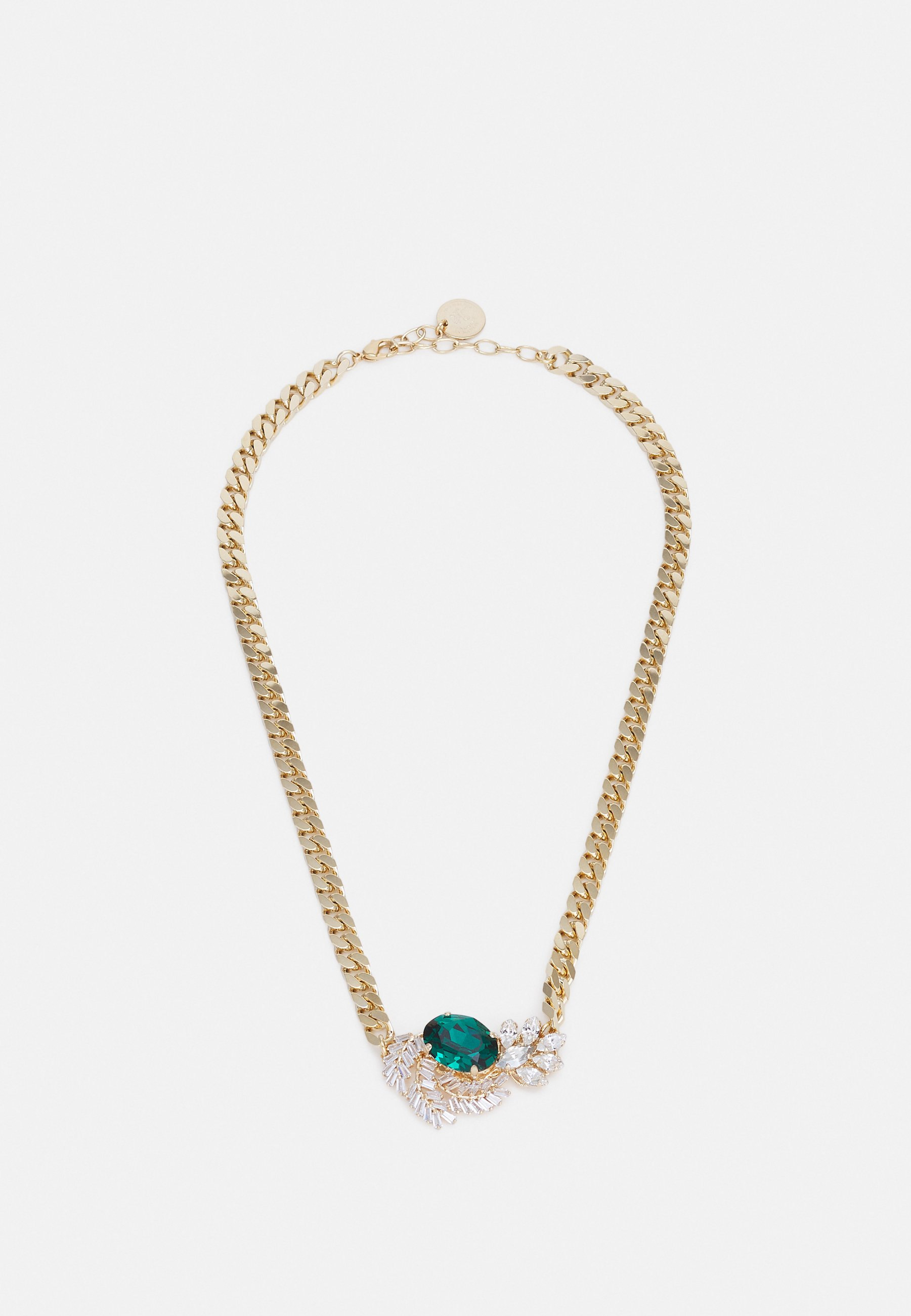 Donna SHORT CHAIN WITH OVAL SHAPES - Collana