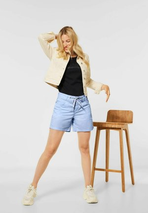 LOOSE FIT - Shorts - blau