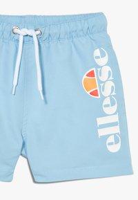 Ellesse - BERVIOS - Swimming shorts - light blue - 2