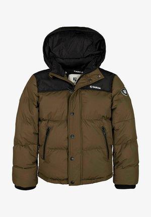 Winter jacket - khaki green