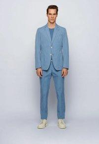 BOSS - HANRY - Denim jacket - blue - 1