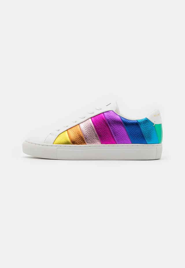 LANE STRIPE - Sneakersy niskie - multicolor