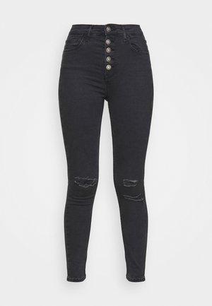 SABRINA - Jeans Skinny Fit - black