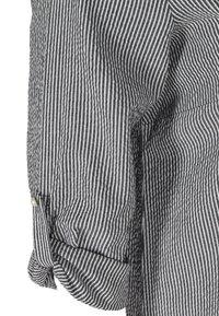 Zizzi - Day dress - black stripe - 5